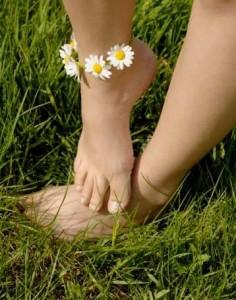Босые ножки - лучшее средство профилактики и лечения мозолей пальцев ног