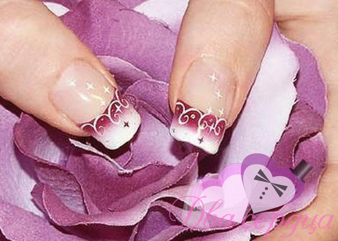 Гелевые ногти. 205 фотографий модного нейл-дизайна