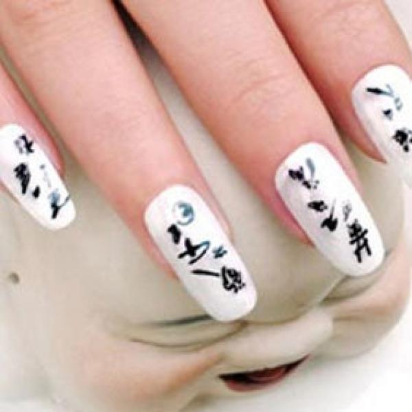 фото на ногтях прикольные рисунки