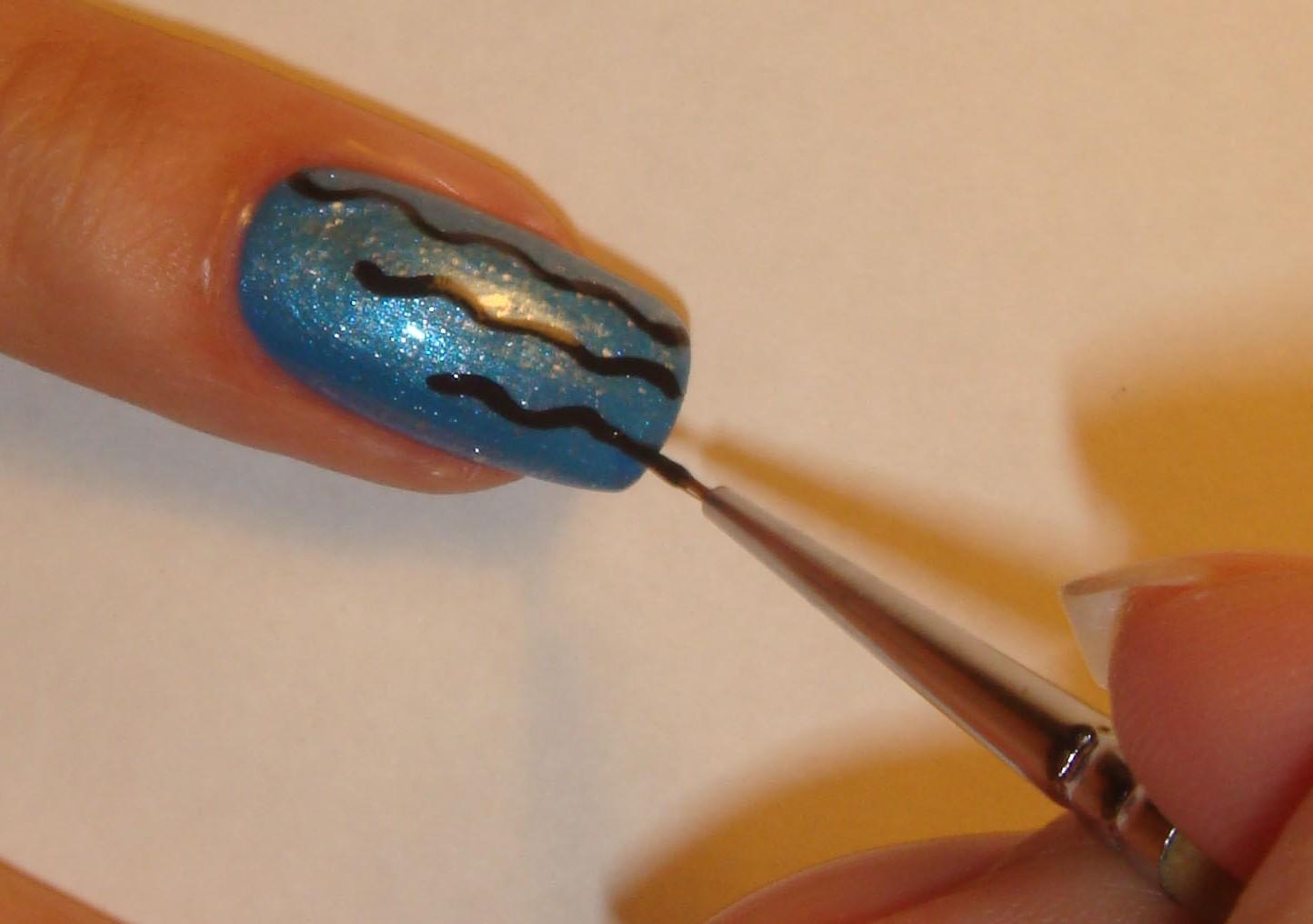 Как сделать ногти акрилом в домашних условиях