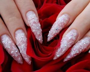 Нежные и красивые ногти - такими их можно научится делать даже самостоятельно
