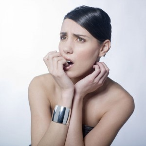 Мы частот начинаем грызть ногти, когда находимся в стрессовой ситуации