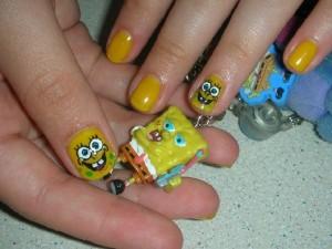 Дизайн ногтей сегодня ограничивается только вашей фантазией