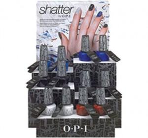 Shatter от OPI стал законодателями моды в стиле кракелюр