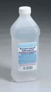 Удалить шеллак в домашних условиях можно изопропиловым спиртом