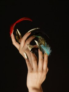 Нейл арта - это искусство украшать ногти