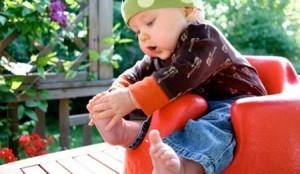 Детские ногти тоже нуждаются в правильном уходе